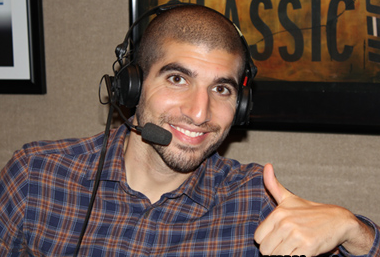 ARIEL HELWANI | MMA JOURNALIST