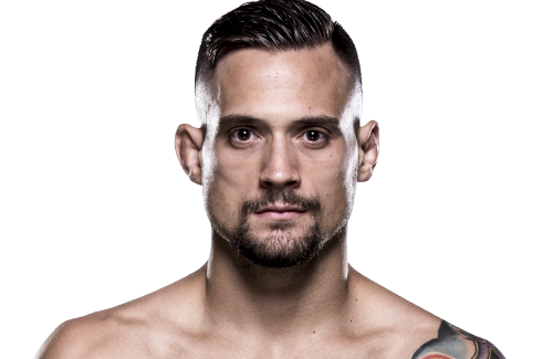 JAMES KRAUSE – UFC FIGHTER